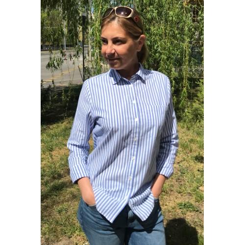Csíkos női ing